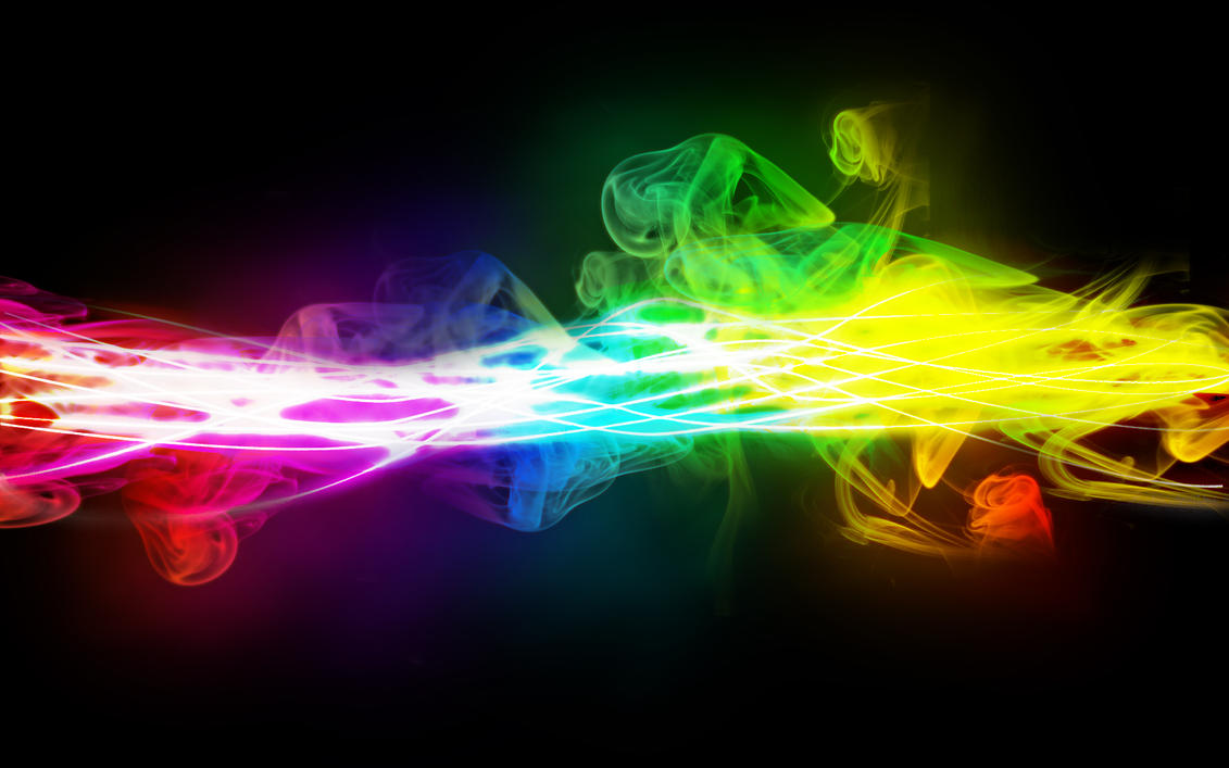 colourfull Smoke by pclip1