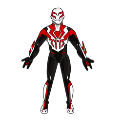 Spider-Man 2099 by ParisNJones