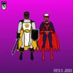 United We Stand couples-Knightwatch and Victory I by ParisNJones