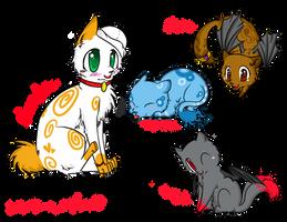 Furrrr-gifts by Whitewolfkitsune