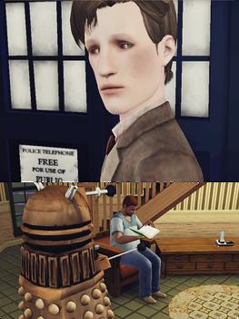 Suspicious Doctor is suspicious