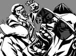 Black Dynamite Layout2 by Guts-N-Effort