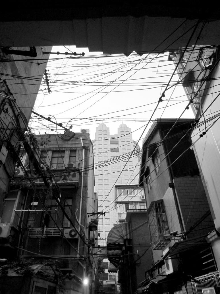 Urban Jungle by Guts-N-Effort