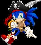 sonic pirate