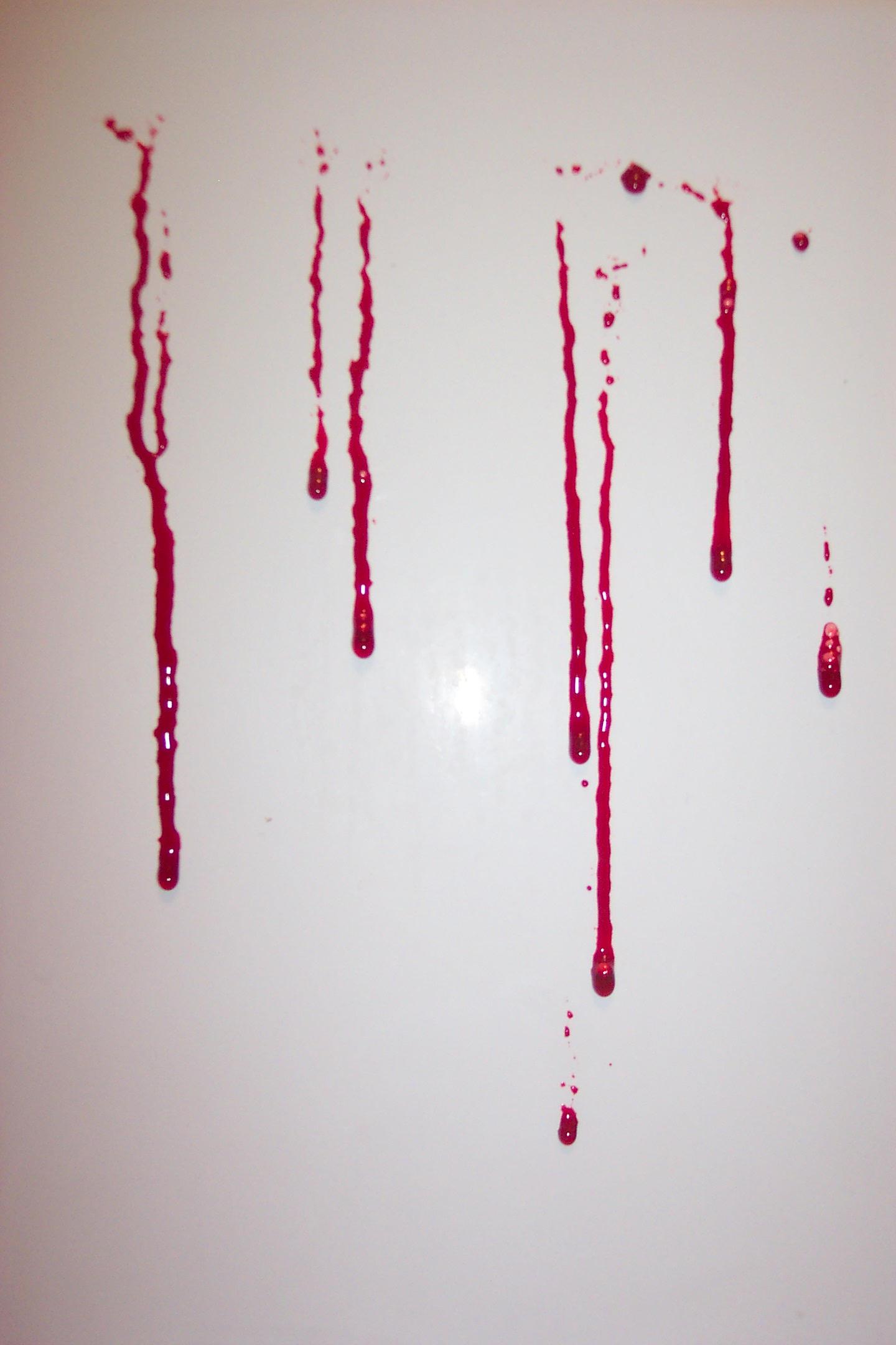 Blood splatter gif tumblr