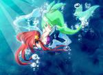 +The Little Mermaid+