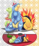 Pokemon - HG SS starter