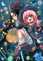 +Halloween 2011+ by raidenokreuz76