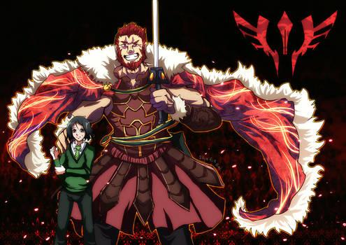 Fate Zero - Rider