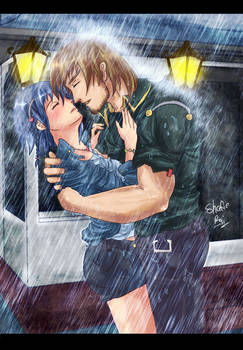 Rain love