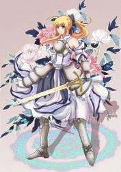 Saber Lily - Avalon