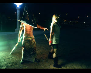 Silent Hill Photoshoot #1