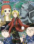 FMA - Just a group picture :P