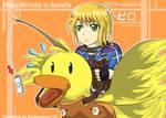 For Piro - Taming your duck by raidenokreuz76
