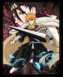 Bleach - Ichirin No Hana by raidenokreuz76