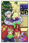 Happy Christmas :D by raidenokreuz76