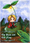 FMA - The bean and   frog
