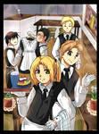 Fullmetal Cafe