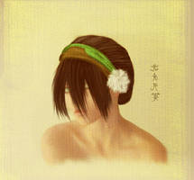 Toph Bei Fong by raven554