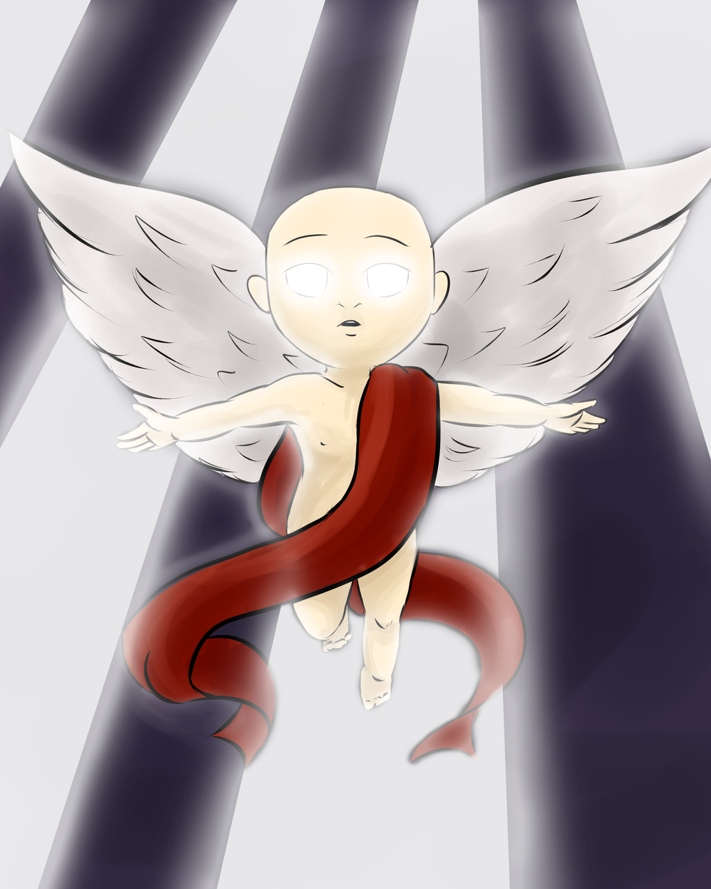 The Binding Of Isaac By Raven554 On DeviantArt