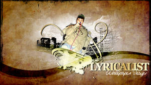 Lyricalist Wallpaper