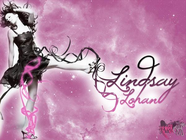 Lyricalist ve Lindsay Lohan Wallpaper �al��mas�