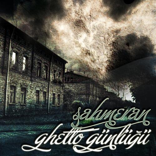 �ahmeran - Ghetto G�nl��� (Alb�m Kapak)