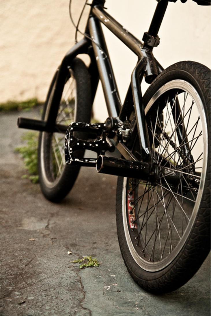 old bike by NeoKael on deviantART