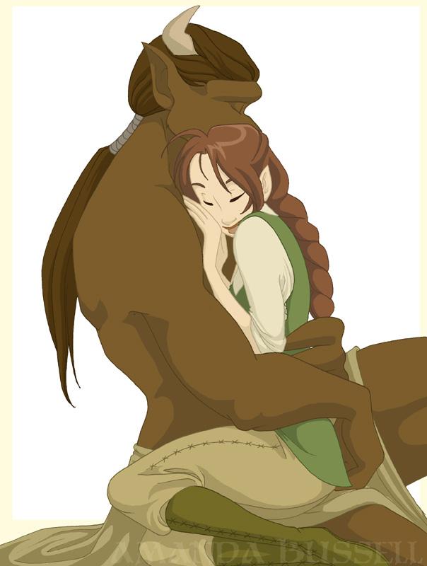 Curan and Shayne - Hug by shinga