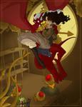 MGC - Steampunk Timedancer