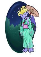 MGC Mascot - Ishimura by shinga