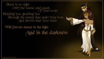 The Blind Dance by shinga