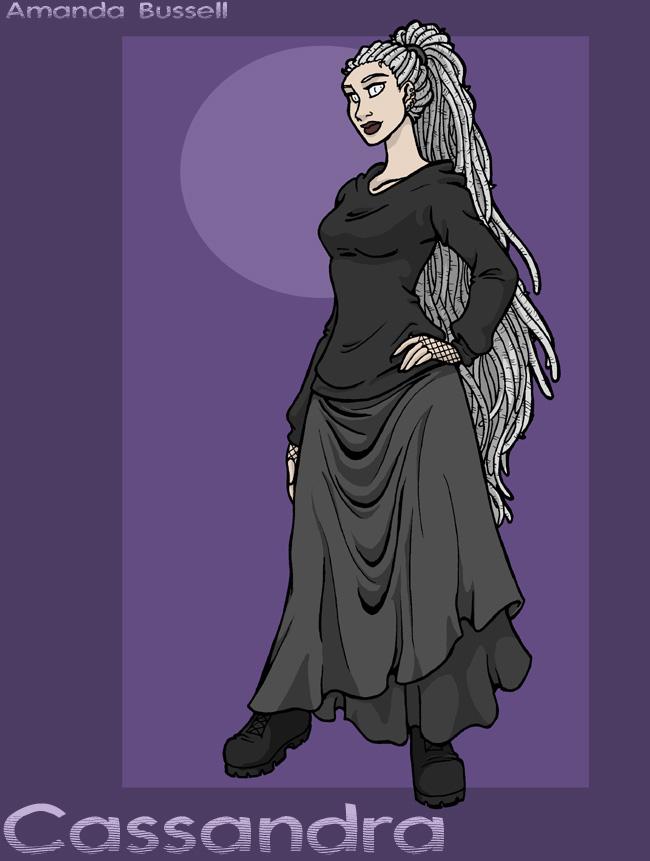 Aberrant - Cassandra by shinga