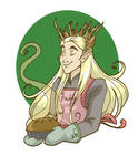 Piemaker Thranduil by shinga