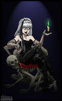 Princess of the Undead