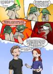 CG Yoda vs Puppet Yoda