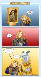 World of Warcraft - Lightforged Draenei