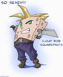 Cloud Bob Squarepants