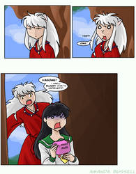 Inuyasha - The Smell of Blood