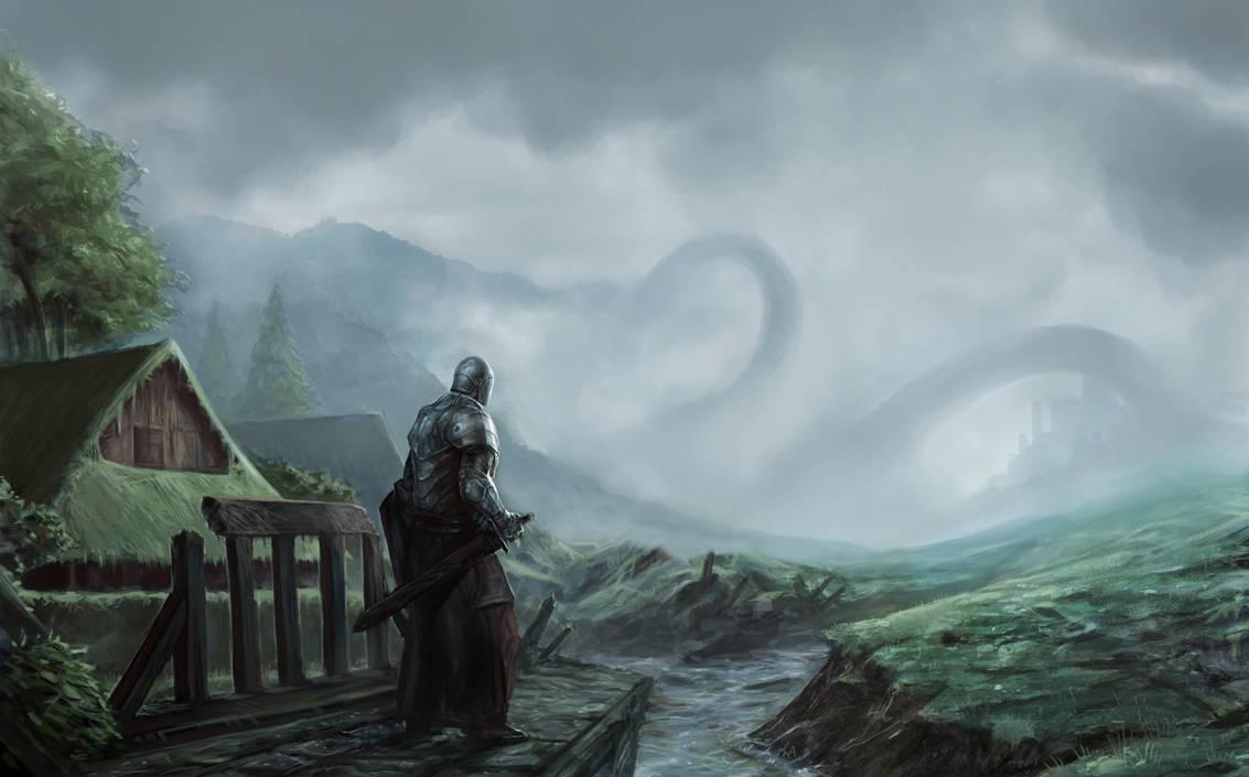 Dreams of Leviathan