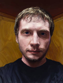 Self-Portrait Day 2012