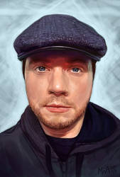 Self-Portrait Day 2013