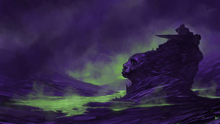 Poison Fields (2 Colors Challenge)