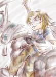 Hiro - Cute Gaming Geek by Gemini-Mystica