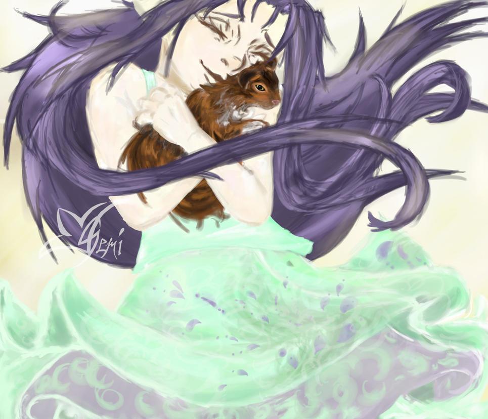 Leona In the Sun by Gemini-Mystica