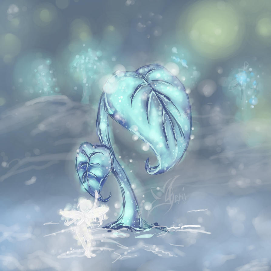 Enchanted Winter by Gemini-Mystica