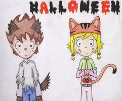 halloween MBC by gatita227