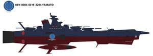BBY-0004-01YF-2204 Yamato