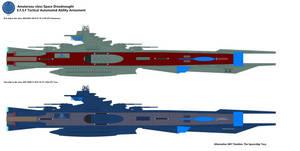 Amaterasu-class Space Dreadnought