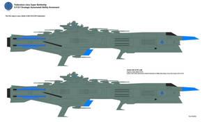 Federation-class Super Battleship